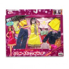 JENNY DOLLS ACCESSORIES 295472 YELLOW - 珍妮娃娃飾物