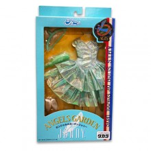 JENNY DOLLS ACCESSORIES 珍妮娃娃飾物  295403 - JENNY DRESS (GREEN)