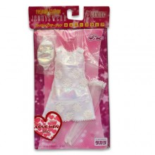 JENNY DOLLS ACCESSORIES 珍妮娃娃飾物 - 922345 FS DRESS LOVE WAY 28
