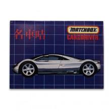 MATCHBOX - COLLECTOR CARDS