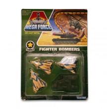 MEGA FORCE - VS FIGHTER BOMBERS (POS)