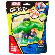 功夫英雄-單件裝 -變形俠醫 Goo Jit Zu MARVEL HERO PACK - HULK