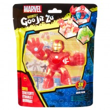 功夫英雄-單件裝 -鐵甲奇俠 Goo Jit Zu MARVEL HERO PACK - IRON MAN