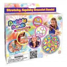 Bubble Bands 50 PC KIT PAPER BOX 泡泡橡皮圈編織套裝