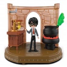 Harry Potter WIZARDING WORLD MAGICAL minis‧Potions Classroom 哈利波特魔法世界 魔法迷你世界‧魔藥課教室套裝