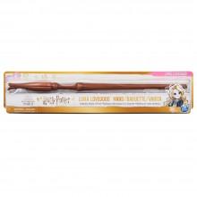 Harry Potter WIZARDING WORLD AUTHENTIC REPLICA WAND‧Luna Lovegood 哈利波特魔法世界 魔杖收藏系列‧露娜·羅古德