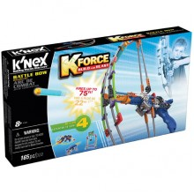 47525智能組合槍 - 長弓射擊套裝(47801) K'NEX KFORCE - BATTLE BOW