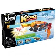 K'NEX KFORCE - K-10X 智能組合槍 - 小型手槍套裝