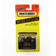 SUPER MATCHBOX WORLD CLASS - MAZDA RX-7