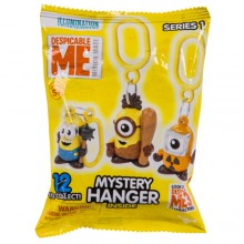 DESPICABLE ME MICRO HANGERS 壞蛋獎門人吊掛裝造型公仔