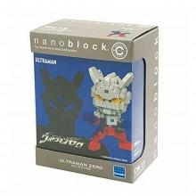 nanoblock CN-013 鹹蛋超人 ULTRAMAN ZERO