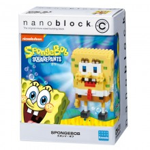 CN-21 nanoblock 海綿寶寶 SPONGEBOB