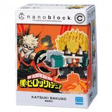 CN-31 nanoblock 我的英雄學院‧爆豪勝己 MY HERO ACADEMIA KATSUKI BAKUGO