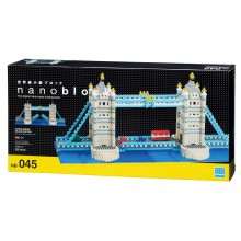 NB-045 英國·倫敦塔橋(高級豪華版) TOWER BRIDGE DELUXE EDITION