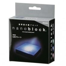 NB-011 - NANOBLOCK LED PLATE  LED底座