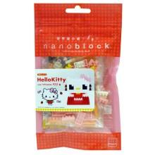 NBCC-010 nanoblock Kawaii-series(凱蒂貓) nanoblock KAWAII-SERIES HELLO KITTY