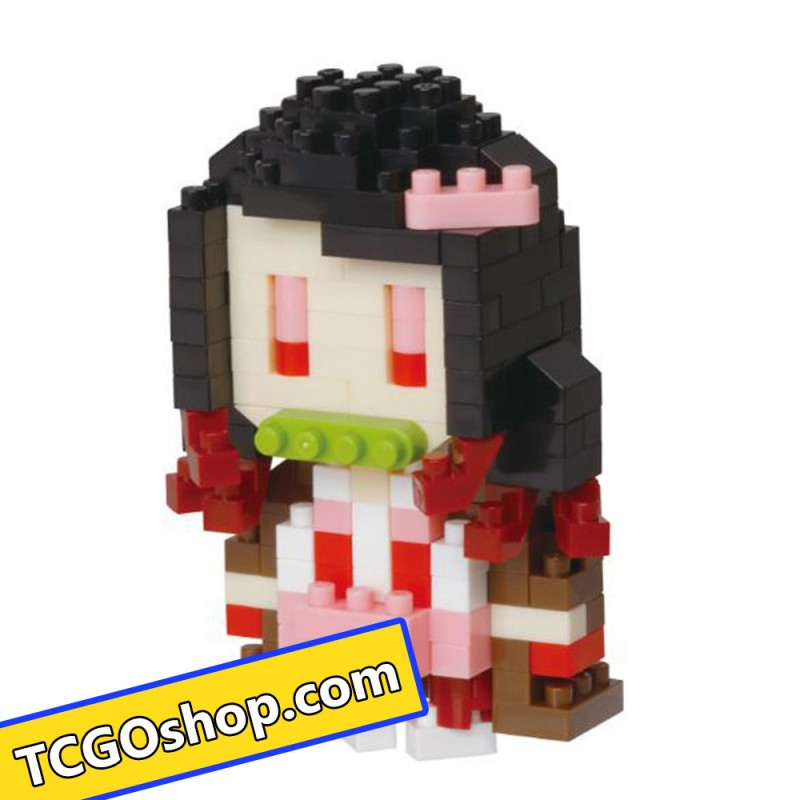 NBCC-089 nanoblock DEMON SLAYER-NEZUKO KAMADO  鬼滅之刃 [竈門禰豆子] グッズ