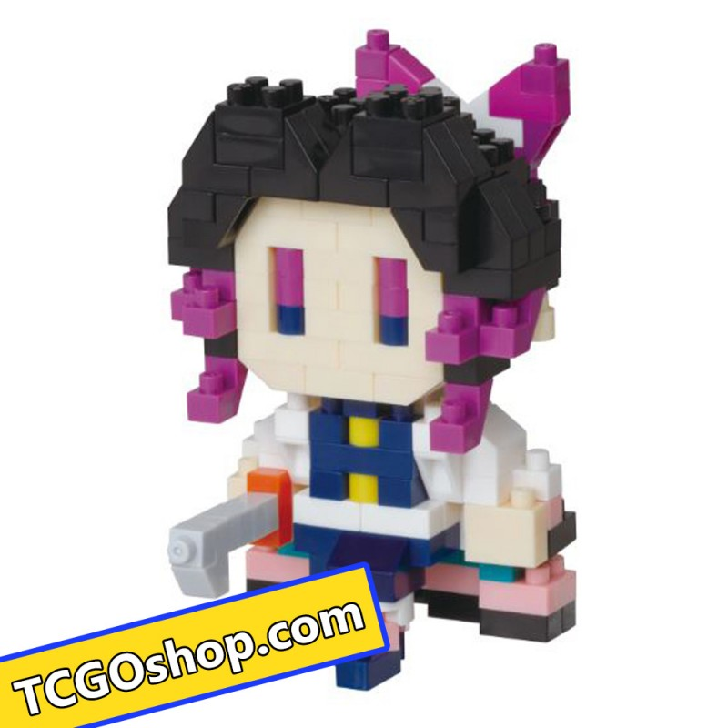 NBCC-093 nanoblock DEMON SLAYER-SHINOBU KOCHO  鬼滅之刃 [胡蝶しのぶ] グッズ