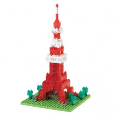 *NBH-001R 10TH ANNIVERSARY TOKYO TOWER CLEAR VER. 日本東京鐵塔10週年版