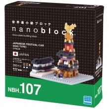 NBH-107 JAPANESE FESTIVAL CAR(EDO TYPE)-日本節慶花車