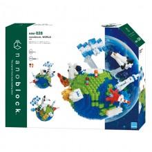 NBM-028(V2) 地球之世界大不同 WORLD V2