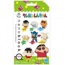 NBMC-06 nanoblock 蠟筆小新(迷你版) Crayon Shin chan Mini (隨機發貨)
