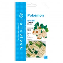 NBPM-071 POK'EMON LEAFIA  nanoblock Pokémon葉伊布
