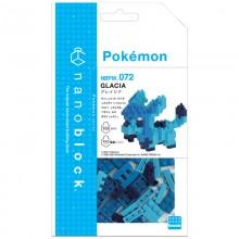 NBPM-072 POK'EMON GLACIA  nanoblock Pokémon 冰伊布