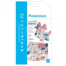 NBPM-073 POK'EMON NYMPHIA  nanoblock Pokémon仙子伊布