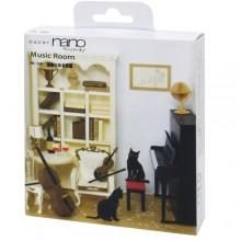 PN-109 PAPER NANO- MUSIC ROOM 音樂室