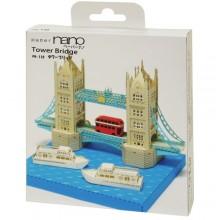 PN-110 PAPER NANO- TOWER BRIDGE 倫敦塔橋