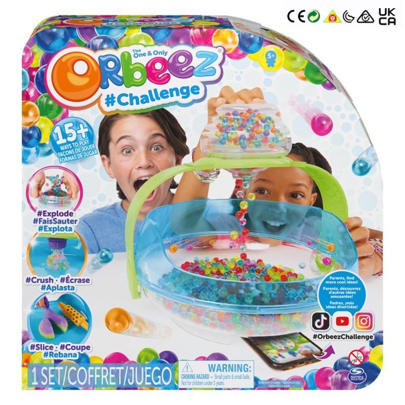 ORbeez #Challenge 水舞珠珠無限挑戰創意套裝