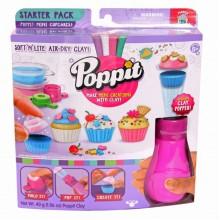 17404創意博士泥  迷你紙包蛋糕入門套裝POPPIT STARTER KIT MINI CUPCAKES