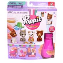 17407 創意博士泥  POPPIT創意博士泥  可愛狗仔入門套裝POPPIT STARTER KIT MINI PUPPIES