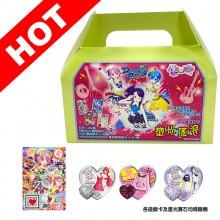 星光樂園24張遊戲卡螢光摇滾禮盒