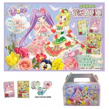 A24R01-004-16 24'S FLOWER BLOSSOM GIFT BOX   星光樂園 PPCVQ-24'S 花之優雅禮盒