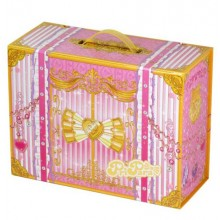 597459 - PRIPARA CLOSET TRUNK (CARD/TOY CASE)-PINK - 星光樂園藏珍寶盒 (粉紅色)