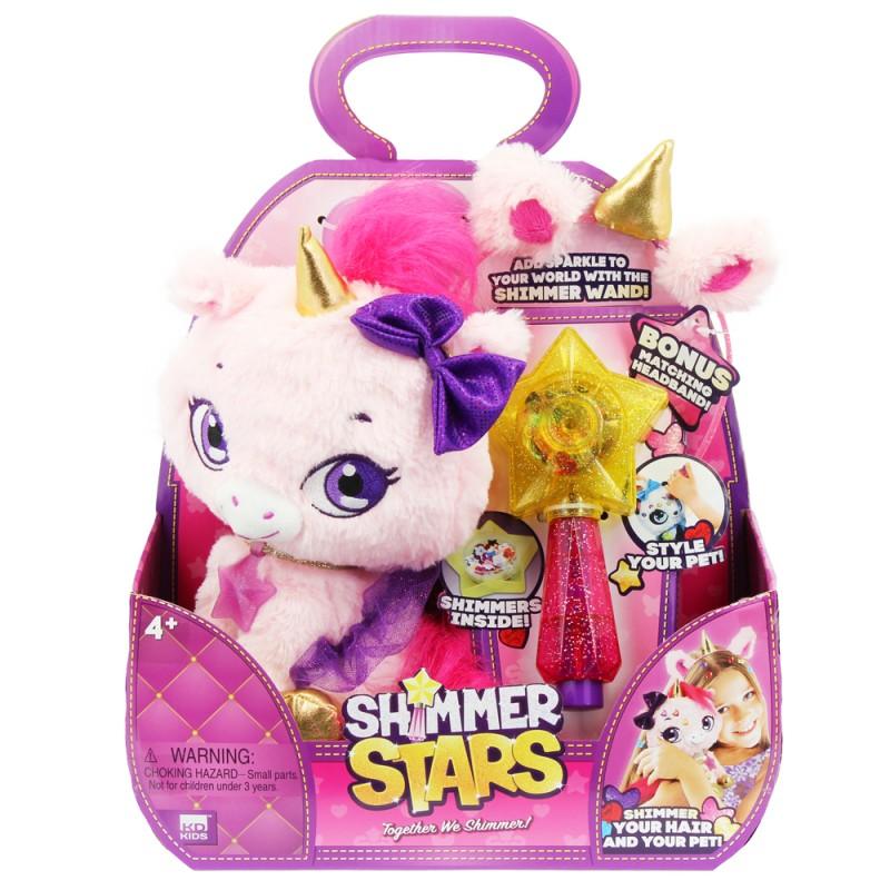 SHIMMER STARS TWINKLE THE UNICORN  星之寵物-閃爍獨角獸
