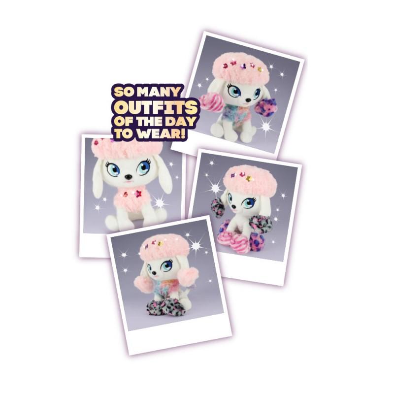 SHIMMER STARS GROOM QUEENIE (POODLE)  星之寵物 - 貴婦小Q時尚扮靚套裝