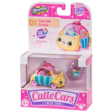 56579 CUTIE CAR 瘋狂百貨店CUTIE CUPCAKE CRUISER 車收集系列(W1)