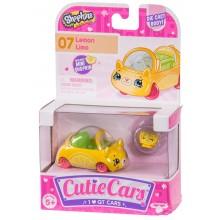 56587 CUTIE CAR 瘋狂百貨店CUTIE LEMON LIMO 車收集系列(W1)