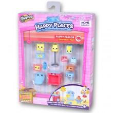 56377 HAPPY PLACES SHOPKINS DECORATOR PACK - PUPPY 家居粉飾套裝