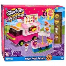 SHOPKINS 瘋狂建築‧美食車 SHOPKINS FOOD FAIR TRUCK