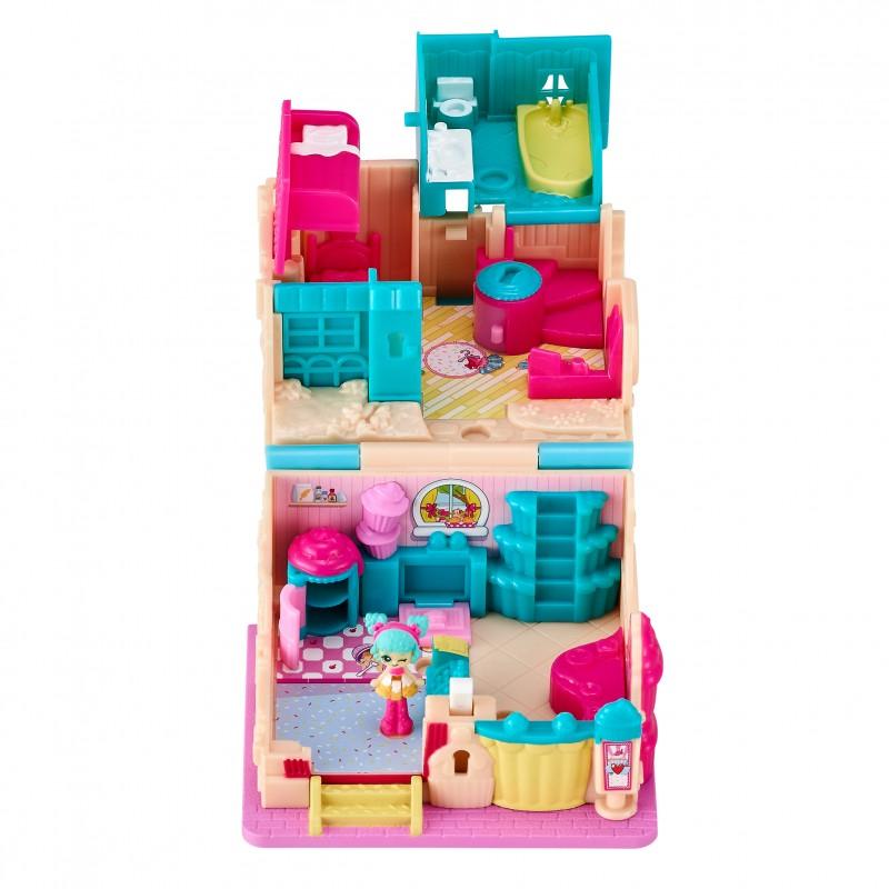 Shopkins LilSecret 小小秘密 3 -開鎖驚喜迷你樂園 (糖屋烘焙店) SPRINKLES SURPRISE BAKERY