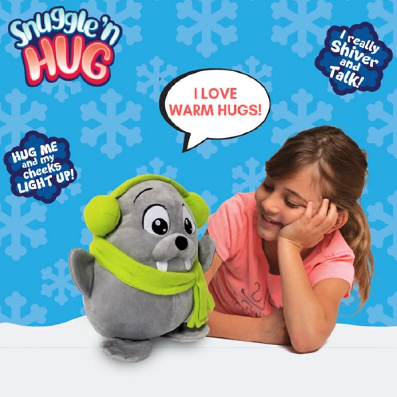 SNUGGLE'N HUG PLUSH - WALRUS 擁抱我吧! 賣萌海象