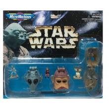 STAR WARS FIGURE HEADS (GREEDO) 星球大戰公仔頭連人物