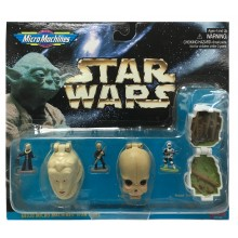 STAR WARS FIGURE HEADS (BIB FORTUNA) 星球大戰公仔頭連人物