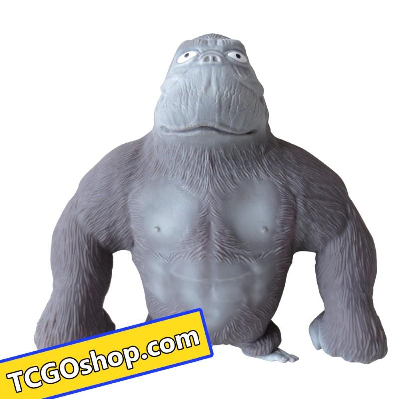 Stretchapalz 彈力人 -人物造型系列 (20cm)「灰」梧大猩猩  - NEW CHARACTER SERIES MAXI BABA