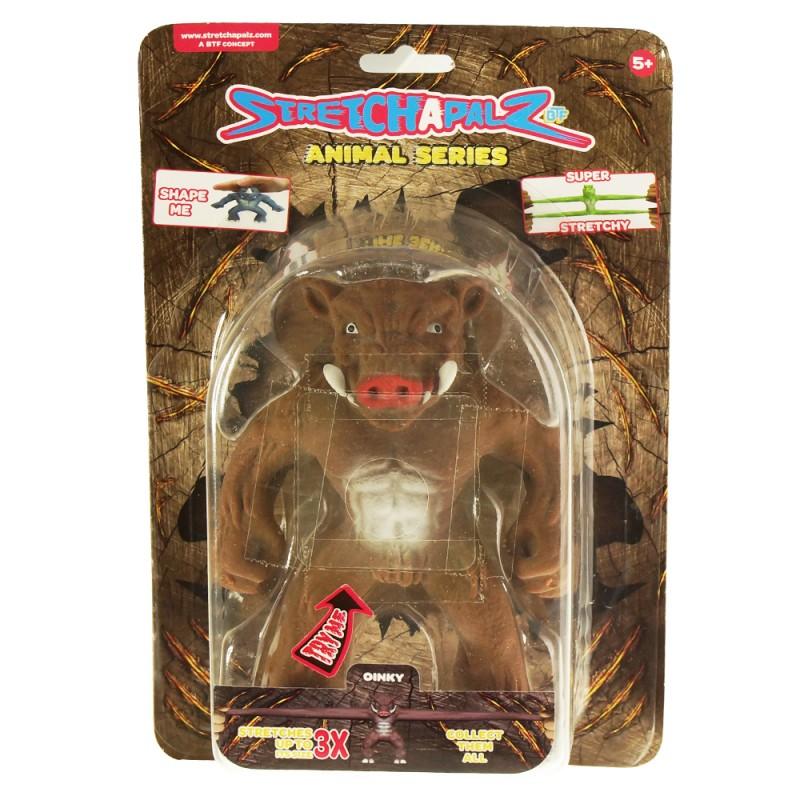 Stretchapalz 彈力人 動物系列 (14cm 1/件) ANIMAL SERIES **款式隨機發貨**