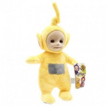 "TELETUBBIES 8"" TALKING PLUSH 愛說話毛公仔 LAA LAA"